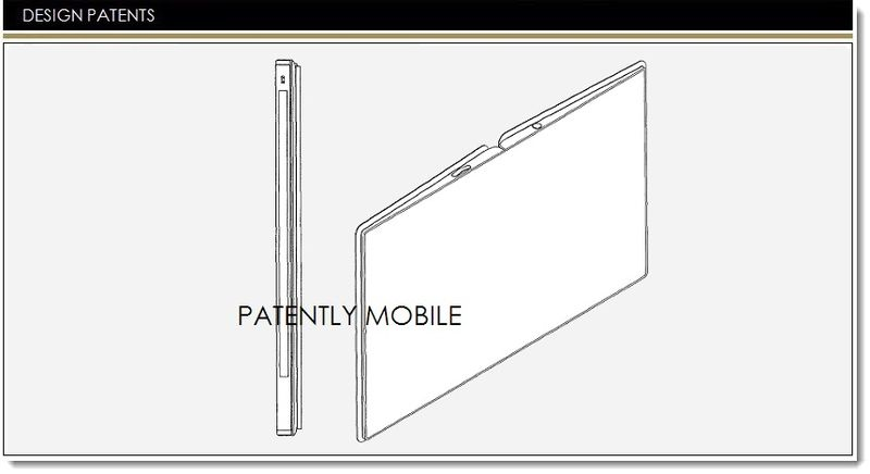 1 COVER - SAMSUNG DESIGN PATENTS FOR DUAL DISPLAY SMARTPHONE
