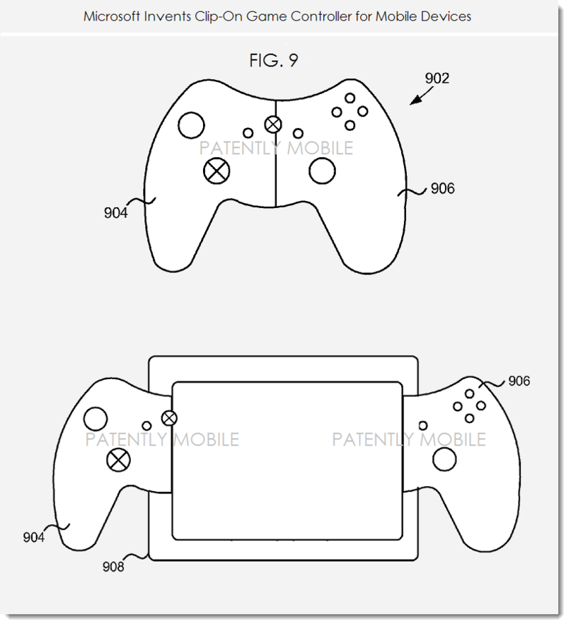 2AFPM2 - MSFT CLIP ON GAMING CONTROLLER FIG. 9