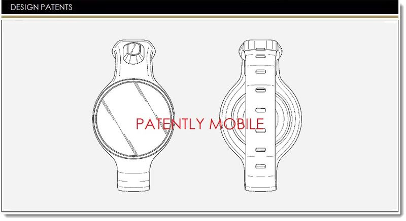 1AF - SAMSUNG WINS FOUR SMARTWATCH DESIGN PATENTS