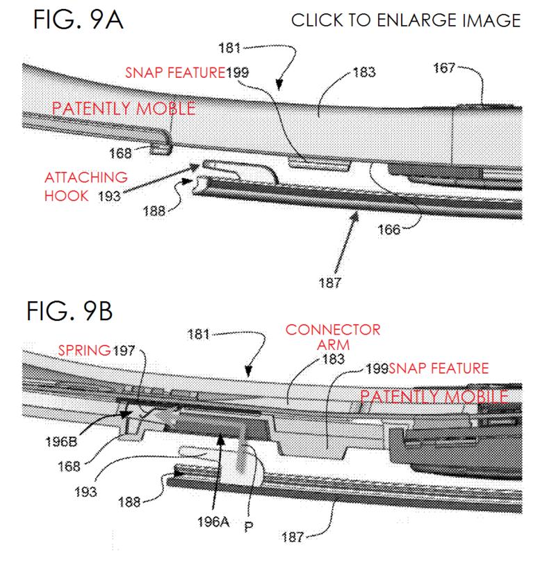 4AF - GOOGLE GLASS COMPONENT SYSTEM