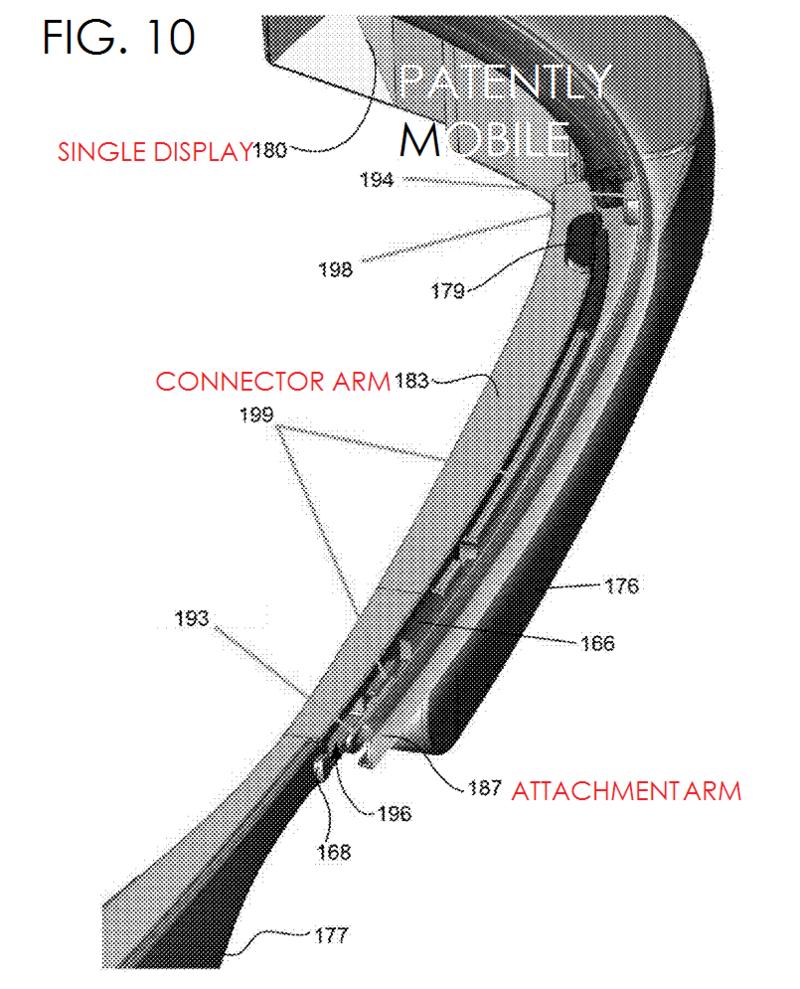 5AF  GOOGLE GLASS COMPONENT SYSTEM