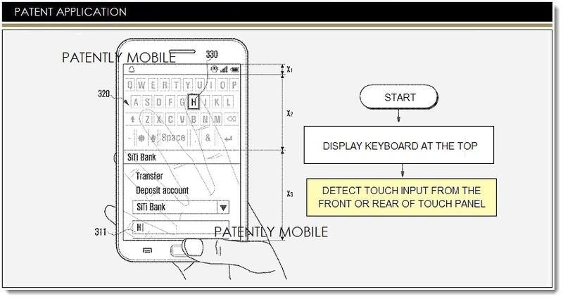 1 COVER - SAMSUNG PATENT APPLICATION FOR TRANSPARENT DISPLAY