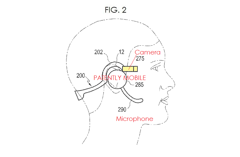 3AF - SAMSUNG VIDEO HEADSET FIG. 2